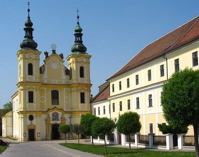 Kostel Sv. Pany Marie